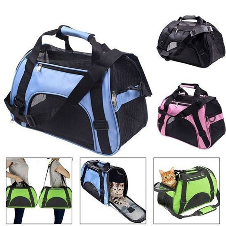 Dog Cat Carry Bag Travel Carrier Kennel