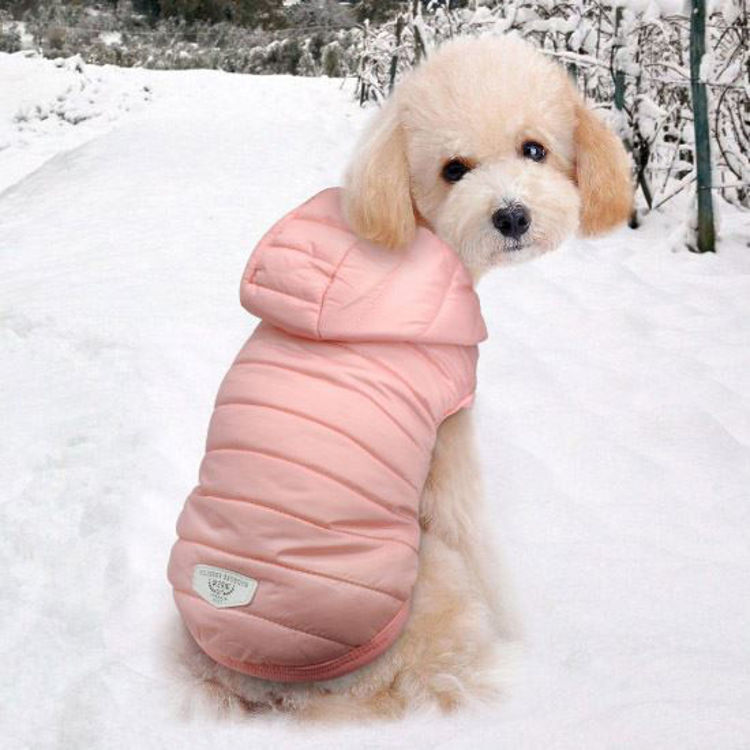 Dog Cat Winter Coat Jacket