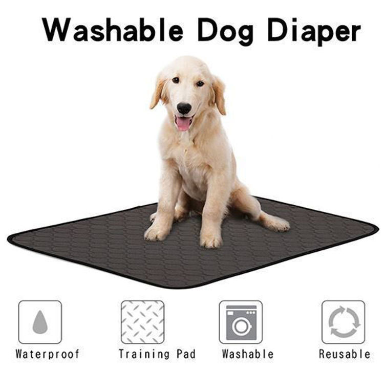 Dog Pet Diaper Mat Washable