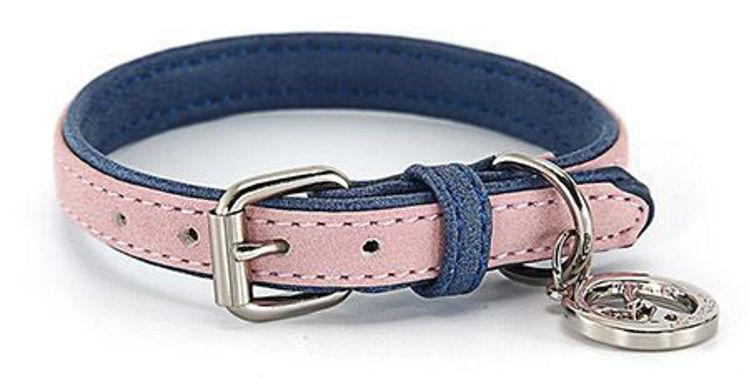 Dog Cat Collar Pink