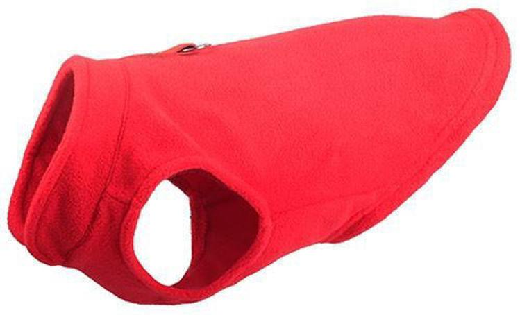 Dog Winter Soft Jacket Coat Vest Red
